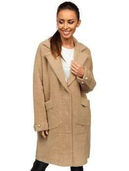 Bolf Damen Mantel Beige  20737