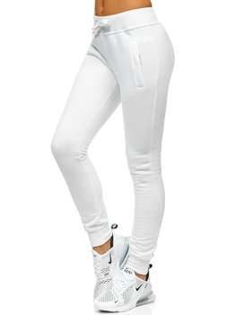 Bolf Damen Sporthose Weiß  CK-01