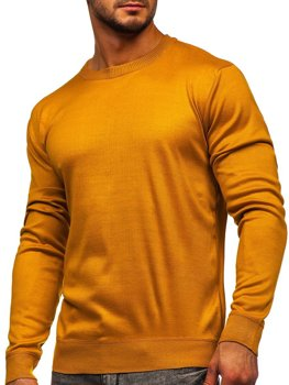 Bolf Herren Pullover Camel  GFC01