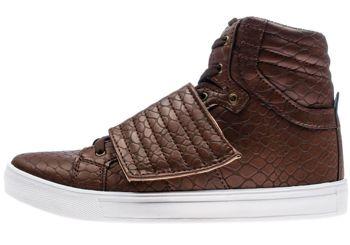 Bolf Herren Schuhe Braun  3031
