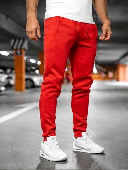 Bolf Herren Sporthose Rot  XW01