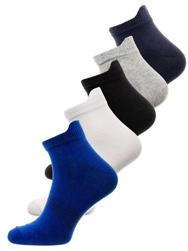 Bolf Herren Socken Mehrfarbig  X10136-5P 5 PACK