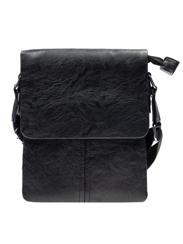 Bolf Herrentasche Schwarz 8875-1