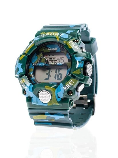 Bolf Armbanduhr Multifarbe 6330C