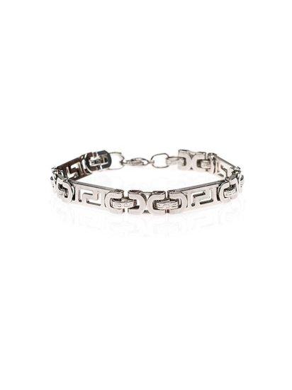 Bolf Herren Armband Silber B086
