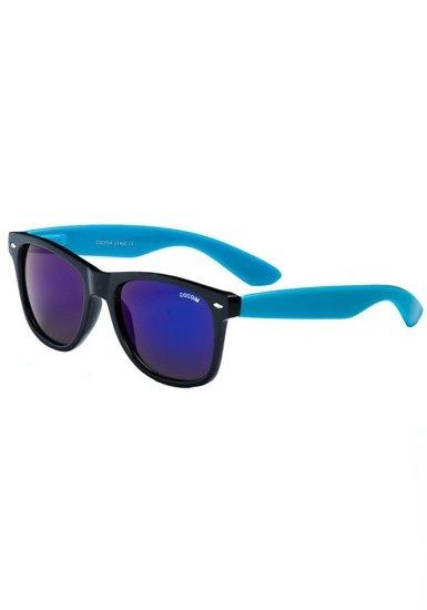 Bolf Herren Sonnenbrille Schwarz-Blau CO868