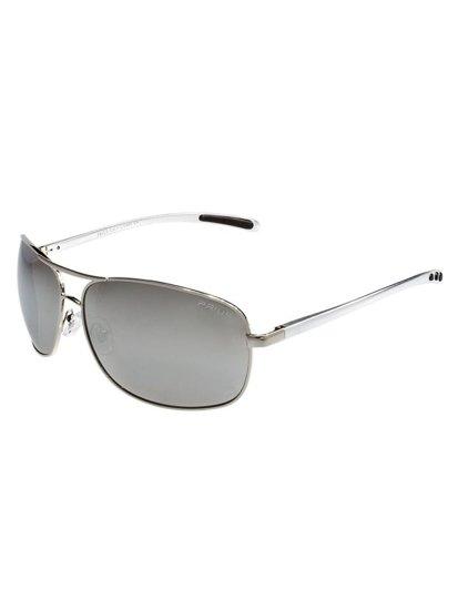 Bolf Herren Sonnenbrille Silber P26