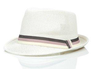 Bolf Herren Hut Weiß  KAP214